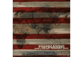 Propagandhi - Today's Empires, Tomorrow's Ashes - (Vinyl)