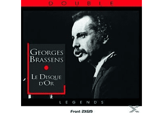 Georges Brassens - Le Disque D'or - (CD)