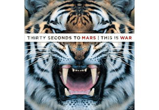 30 Seconds To Mars THIS IS WAR Rock CD