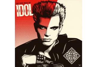 Billy Idol - VERY BEST OF - IDOLIZE YOURSELF - (CD + DVD Video)