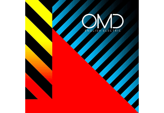 OMD - English Electric-Limited Deluxe Boxset - (CD + DVD + LP)