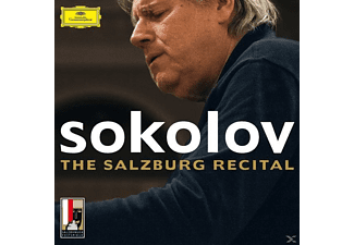 Sokolov Grigory - Sokolov-The Salzburg Recital - (Vinyl)
