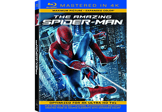 The Amazing Spiderman (BD 4K) Blu-ray