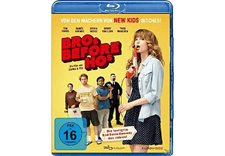 Bro´s before Ho´s [Blu-ray]
