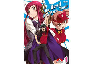 001 - THE DEVIL IS A PART-TIMER [DVD]