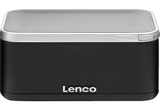 LENCO Playconnect Audio Receiver, Audio-Receiver, Schwarz