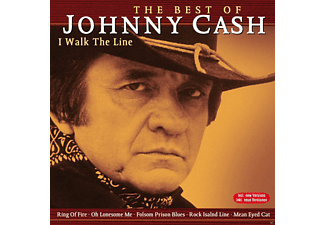 Johnny Cash - I Walk The Line - The Best Of - (CD)