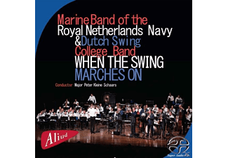 Marine Band-dutch Swing Collage Band - When The Swing Marches On - (CD)