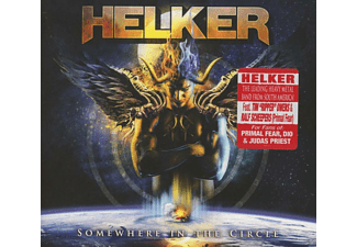 Helker - Somewhere In The Circle - (CD)