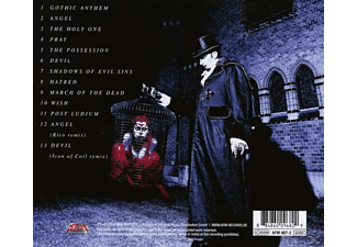 Gothminister - Gothic Electronic Anthems (Re-Release) [CD]
