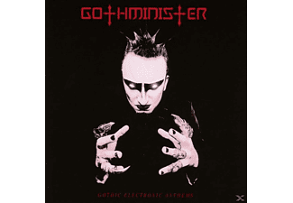 Gothminister - Gothic Electronic Anthems (Re-Release) - (CD)