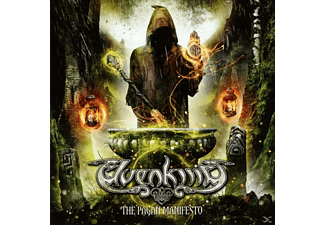Elvenking - The Pagan Manifesto - (CD)