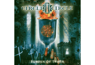 Circle II Circle - Burden Of Truth - (CD)