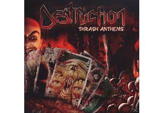 Destruction - Thrash Anthems [CD]