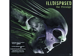 Illdisposed - The Prestige (Ltd.Ed.) - (CD)