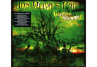 Jon Oliva's Pain - Global Warning (Ltd.Ed.) - (CD)