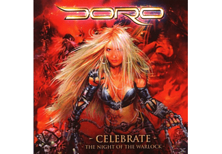 Doro - Celebrate-The Night Of The Warlock - (5 Zoll Single CD (2-Track))