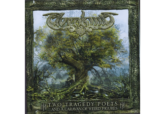 Elvenking - Two Tragic Poets.. And A Caravan Of Weird Figures - (CD)