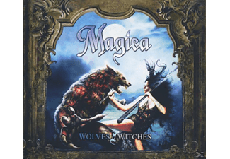 Magica - Wolves & Witches (Ltd.Ed.) - (CD)