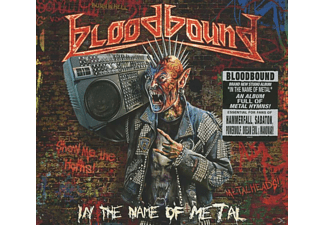 Bloodbound - In The Name Of Metal (Ltd.Digipak) - (CD)