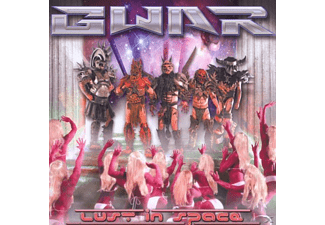 Gwar - Lust In Space - (CD)