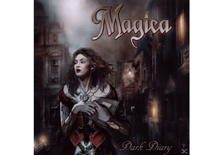 Magica - Dark Diary - (CD)