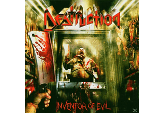 Destruction - Inventor Of Evil [CD]