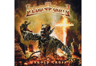 Bloodbound - Unholy Cross - (CD)