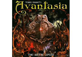 Avantasia - The Metal Opera Part 1 - (CD)