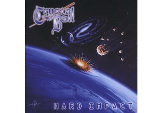 Crystal Ball - Hard Impact (Re-Release) - (CD)