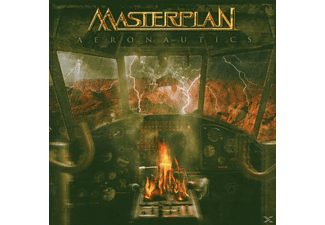 Masterplan - Aeronautics [CD]
