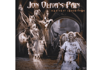 Jon Oliva's Pain - Maniacal Renderings - (CD)