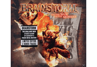 Brainstorm - On The Spur Of The Moment (Ltd.Digipak) [CD]