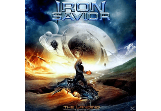 Iron Savior - The Landing - (CD)