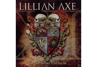 Lillian Axe - Xi: The Days Before Tomorrow - (CD)
