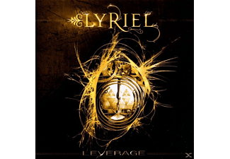 Lyriel - Leverage - (CD)