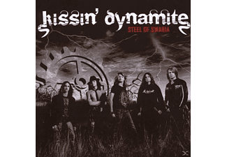 Kissin' Dynamite - Steel Of Swabia - (CD)