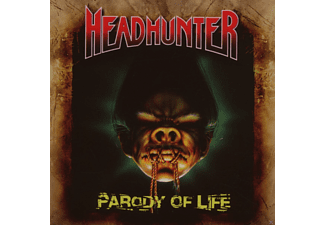 The Headhunter - Parody Of Life - (CD)