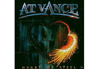 At Vance - Heart Of Steel - (CD)