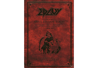 Edguy - Gold Edition Vol. 2 (3 CD Boxset) [CD]