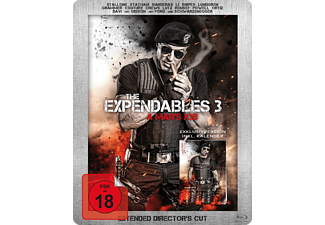 The Expendables 3 - A Man´s Job (Exklusive Limited Uncut Steel-Edition) [Blu-ray]