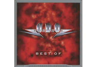 Udo - Best Of (Re-Release) (Anniversary Edition) [CD]