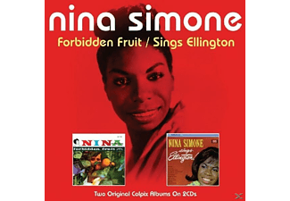 Nina Simone - Forbidden Fruit / Sings Ella - (CD)