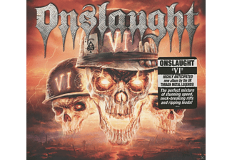Onslaught - Vi (Ltd.Digipak) - (CD)