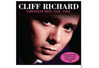 Cliff Richard - Greatest Hits 1958-1962 [CD]