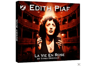 Edith Piaf - La Vie En Rose - (CD)