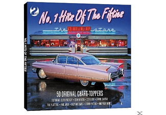 VARIOUS - No 1 Hits Of The Fifties [CD]