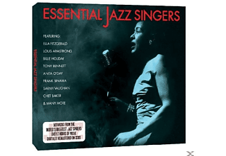 VARIOUS - Essential Jazz Singers - (CD)