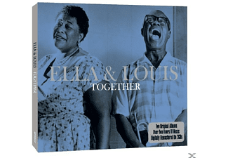 Ella Fitzgerald, Louis Armstrong / Ella Fitzgerald - Together - (CD)