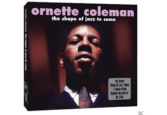 Ornette Coleman - The Shape Of Jazz To Come - (CD)